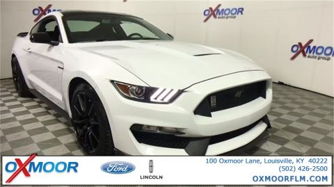 New Ford Mustang Shelby GT350