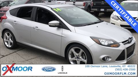 Certified Used Ford Focus Titanium