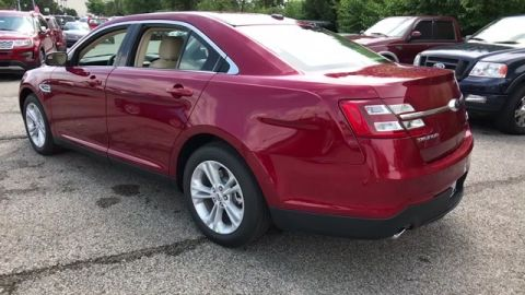 New Ford Taurus SEL