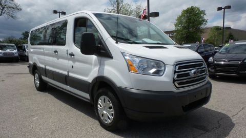 Certified Used Ford Transit-350 XLT