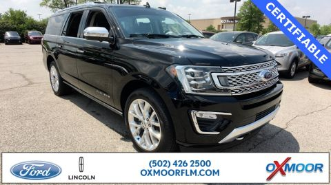 Certified Used Ford Expedition Max Platinum