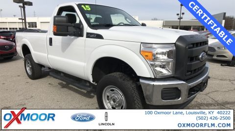 Certified Used Ford F-250SD XL