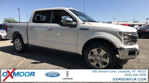 New Ford F-150 Lariat