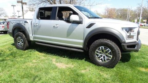 New Ford F-150 Raptor