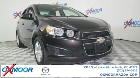 Used Chevrolet Sonic LT