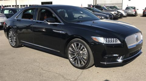 Certified Used Lincoln Continental Reserve