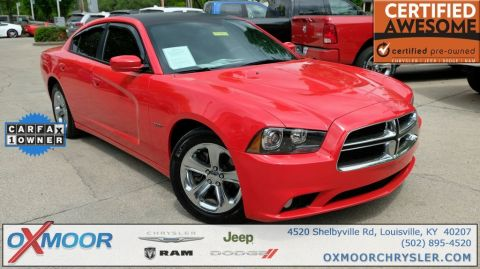 Used Dodge Charger R/T