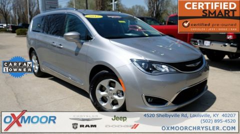 Used Chrysler Pacifica Touring L Plus