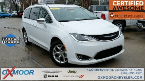 Used Chrysler Pacifica Limited