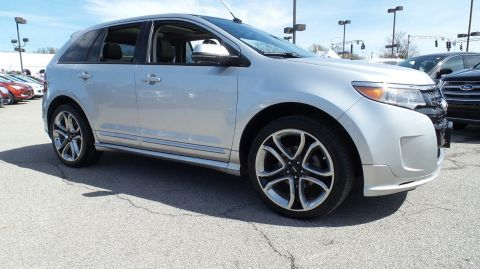 Certified Used Ford Edge Sport