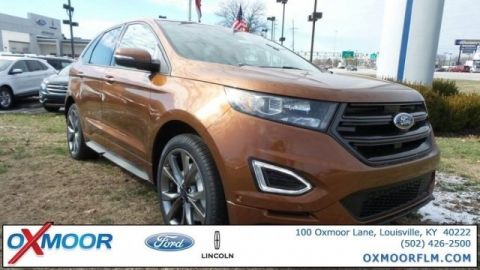New Ford Edge Sport
