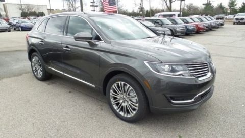 New Lincoln MKX Reserve