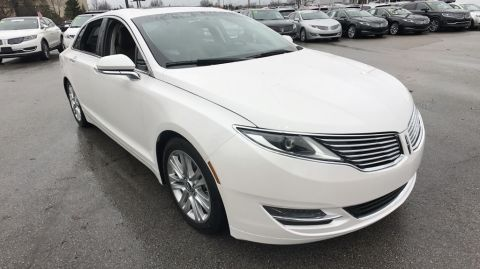 Certified Used Lincoln MKZ Reserve