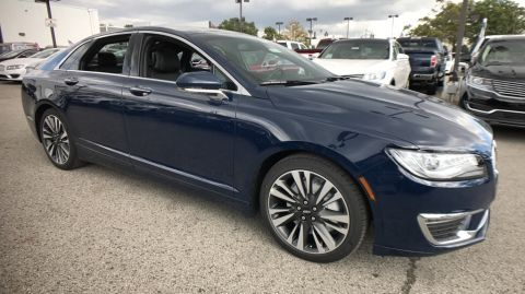 New Lincoln MKZ Reserve
