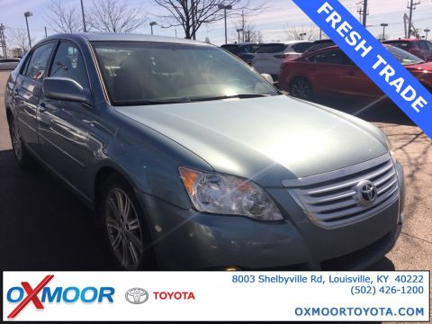 Used Toyota Avalon Limited