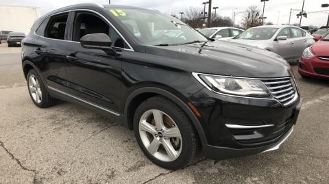 Certified Used Lincoln MKC Premer