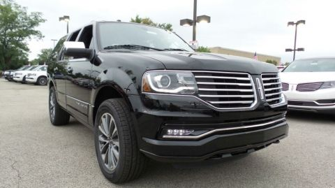 New Lincoln Navigator Select