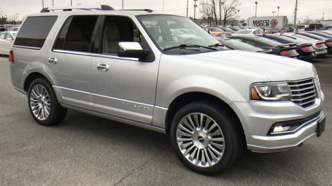 Certified Used Lincoln Navigator Select