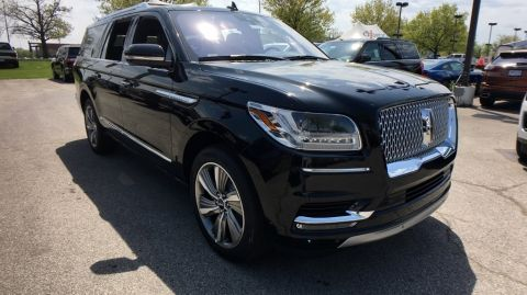New Lincoln Navigator Reserve