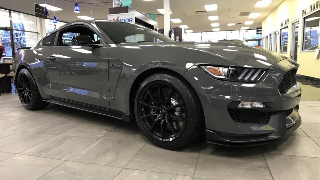 New 2018 Ford Mustang Shelby GT350 2D Coupe in Louisville ...