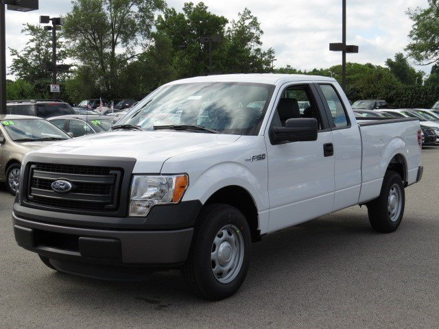 new 2014 ford f 150 xl extended cab pickup in louisville 20776 oxmoor ford lincoln. Black Bedroom Furniture Sets. Home Design Ideas