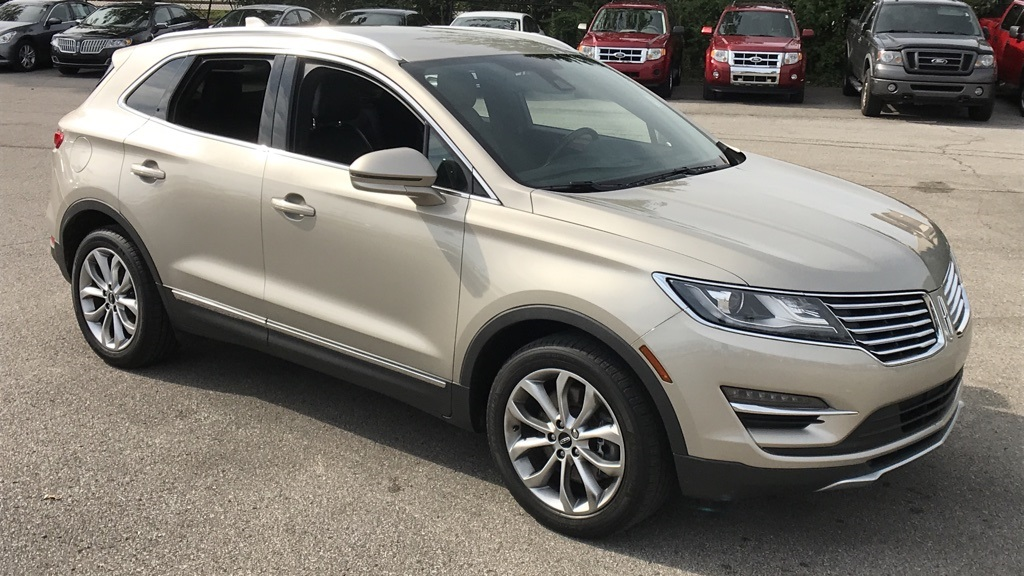Certified Pre-Owned 2015 Lincoln MKC Select 4D Sport Utility in ...