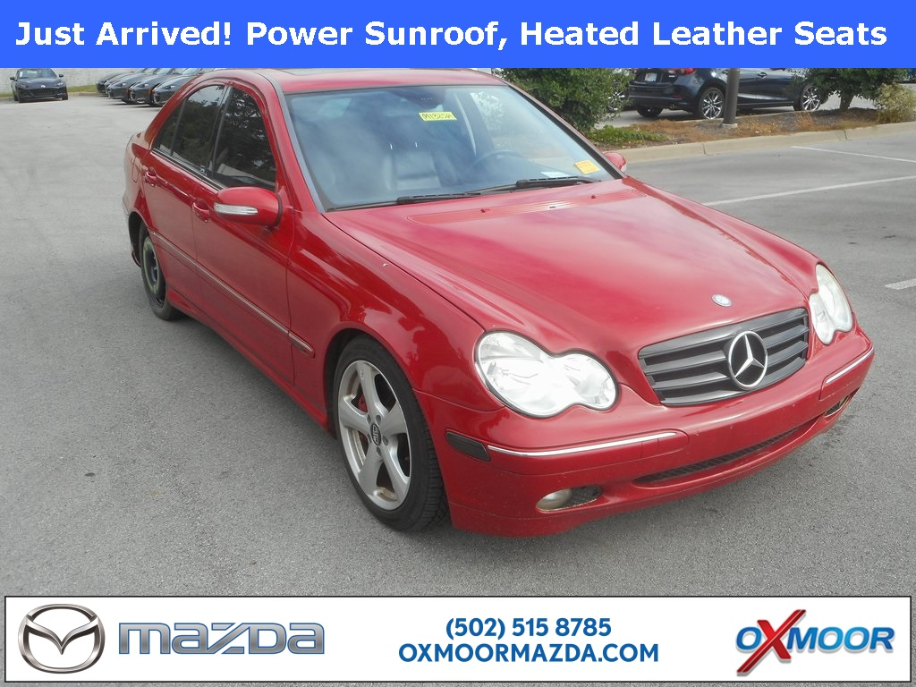 Pre Owned 2005 Mercedes Benz C Class C 230