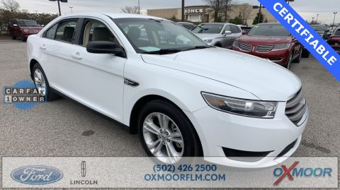 Certified Pre-Owned 2015 Ford Taurus SE