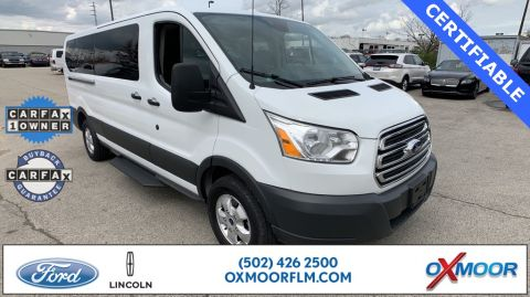 Certified Pre-Owned 2018 Ford Transit-350 XLT