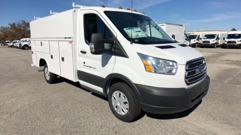 New 2018 Ford Transit-250 Base