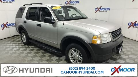 Pre-Owned 2003 Ford Explorer XLS
