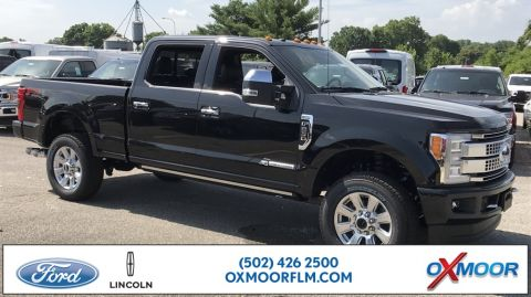 New 2018 Ford F-250SD Platinum