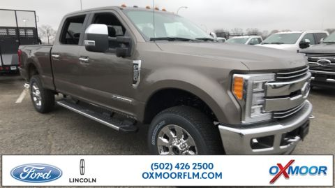 New 2018 Ford F-250SD Lariat