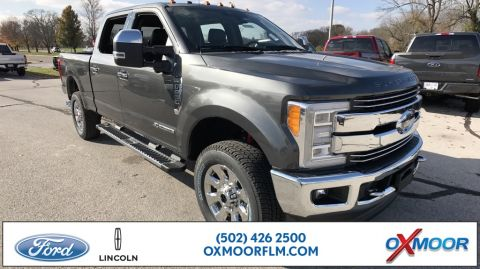 New 2017 Ford F-250SD Lariat