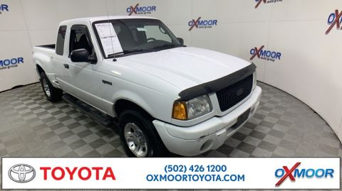 Pre-Owned 2003 Ford Ranger Unique Fleet