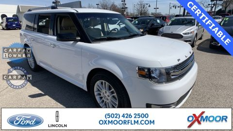 Certified Pre-Owned 2018 Ford Flex SEL