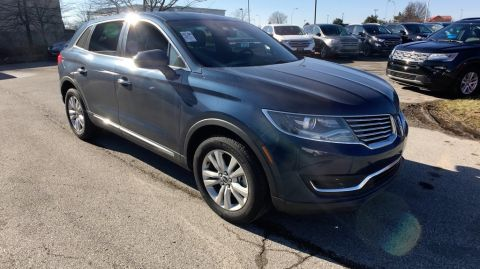 Certified Pre-Owned 2017 Lincoln MKX Premiere