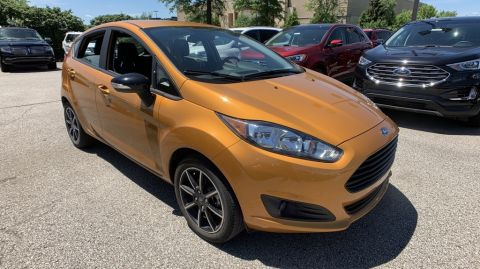 Certified Pre-Owned 2016 Ford Fiesta SE