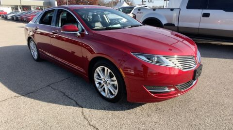 Certified Pre-Owned 2016 Lincoln MKZ Base
