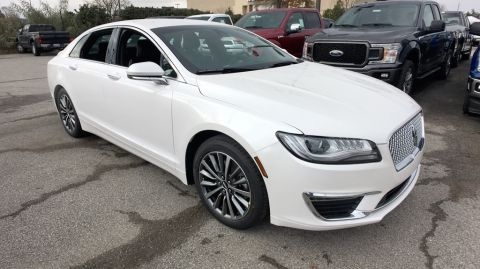 New 2019 Lincoln MKZ Base