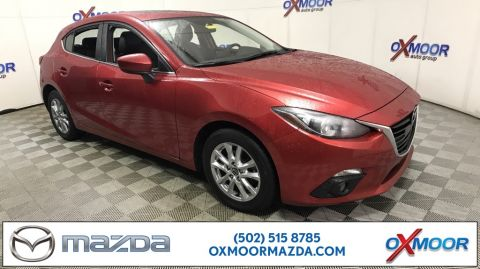 Pre-Owned 2015 Mazda3 4D Hatchback i Touring