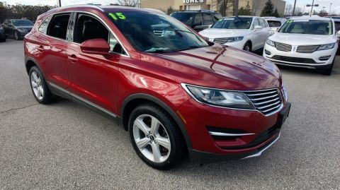 Certified Pre-Owned 2015 Lincoln MKC
