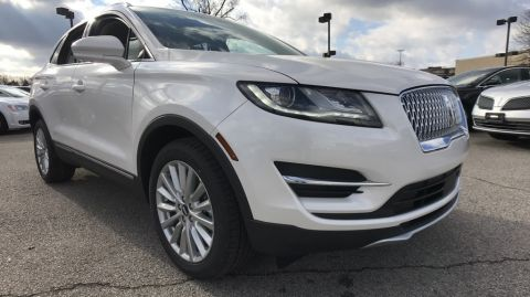 New 2019 Lincoln MKC Base