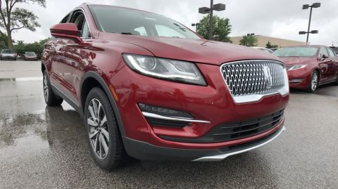 New 2019 Lincoln MKC Reserve