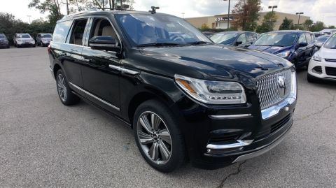 New 2018 Lincoln Navigator Reserve