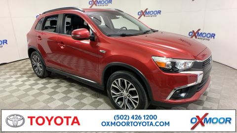 Pre-Owned 2017 Mitsubishi Outlander Sport SEL