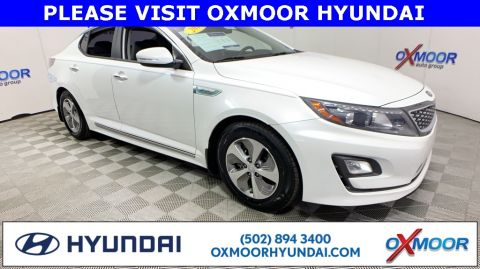 Pre-Owned 2015 Kia Optima Hybrid EX